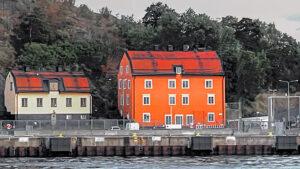 Patons Malmgård och Lundins villa